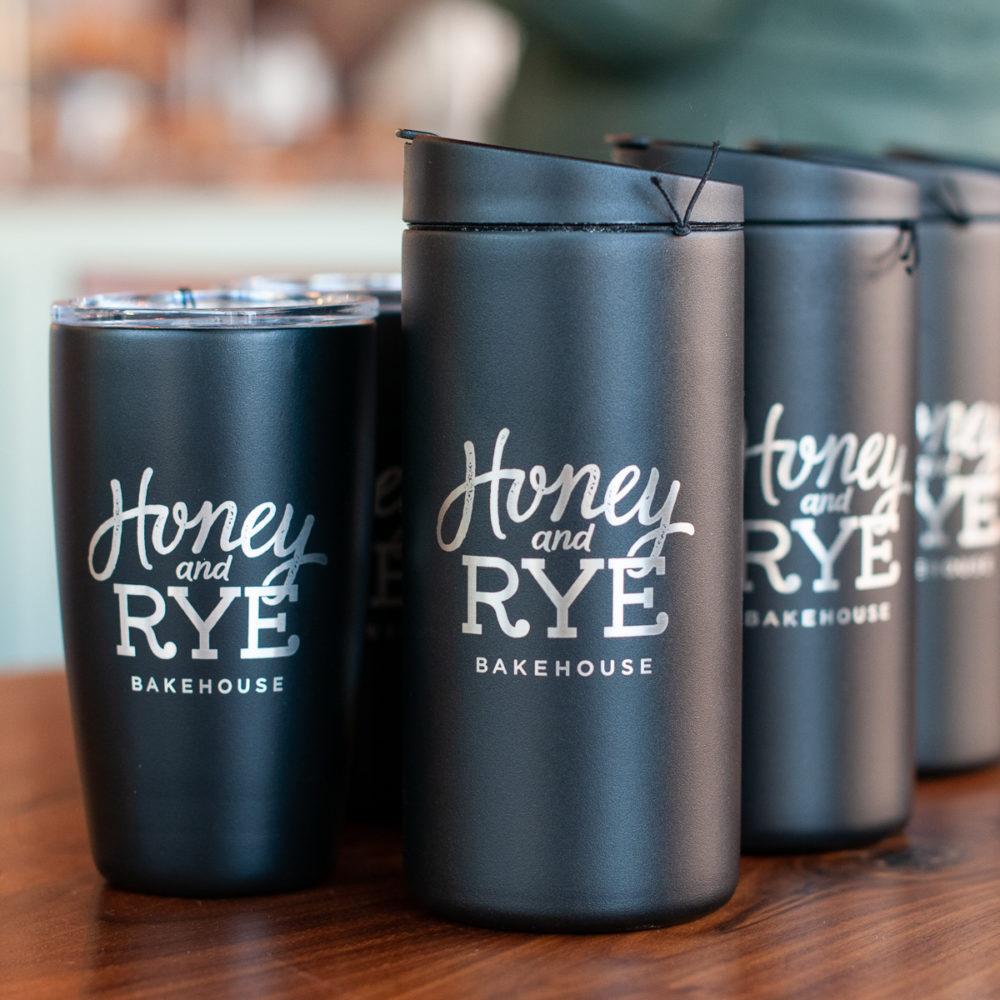 Honey and Rye MiiR Travel Mug